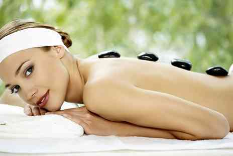 Bath Beauty Salon - Hot Stone or Lava Shells Massage - Save 63%