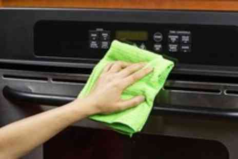 Squeaky Clean Cleaning Service - Double oven clean - Save 50%