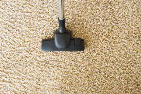 Carpet Cleaning NI - Professional Steam Clean for Carpets in Two Rooms - Save 50%