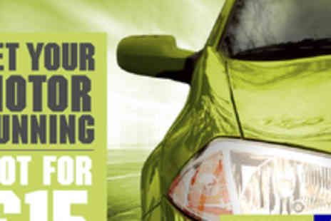 VFM MOT Garage - Get your motor running with an MOT - Save 73%