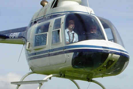 Solent Helicopters - Choice of Helicopter Experiences - Save 31%