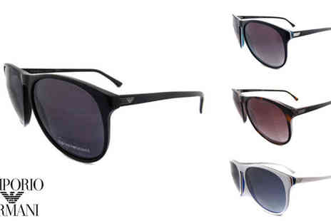 Discounted Sunglasses - Emporio Armani Sunglasses - Save 62%