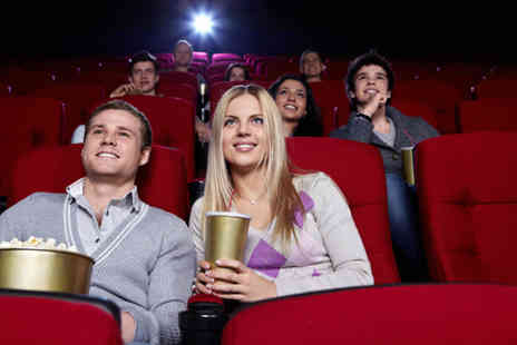 Reel Cinemas - Two cinema tickets at a choice of 14 locations  - Save 50%