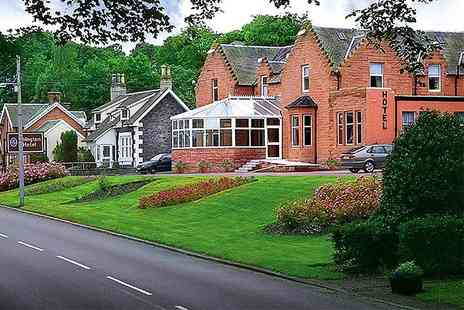 The Abington Hotel - One night break for 2 including breakfast - Save 55%