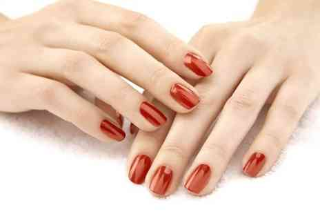 Sams Beauty - Shellac For Hands or Feet - Save 70%