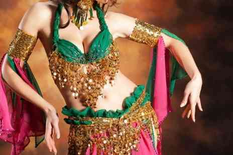 Jalya Belly Dancer - One Belly Dancing Class - Save 50%