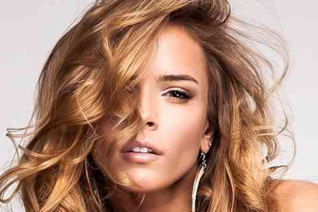 Marc Scot - Highlights With Blow Dry - Save 50%