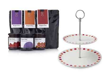 SuperJam - SuperTea and SuperJam Gift Set  - Save 52%