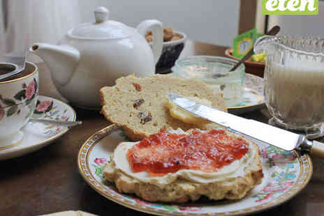 Eten Sheffield - Cream Tea for Two  - Save 56%