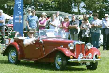 Bath Pageant of Motoring - Bath Pageant of Motoring Tickets - Save 44%