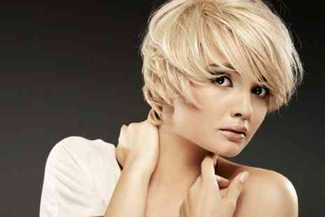 Eclipse Hair and Beauty - Cut Blow Dry and Half Head Highlights - Save 53%