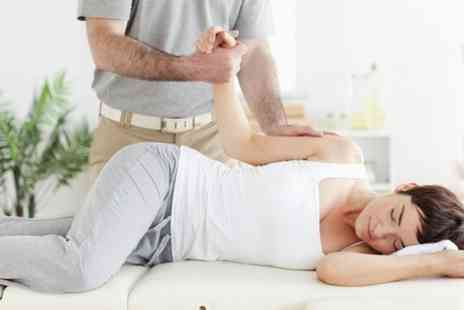 Chiropractic Clinic Marlow - Spinal Health Clinic Chiropractic Consultation Plus Two Treatments - Save 79%