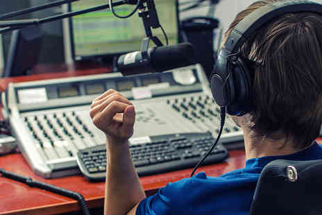 studyvox fm - Broadcast Live Radio Experience for Two People - Save 51%