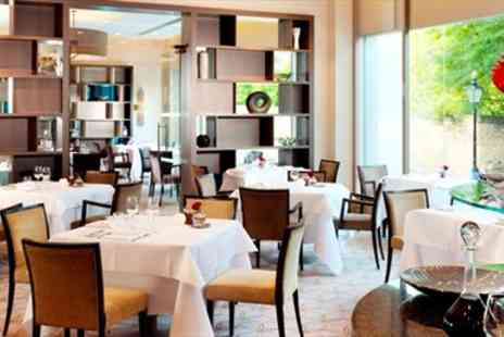 Park Terrace Restaurant -  Five Star Dinner & Cocktails for Two  - Save 48%