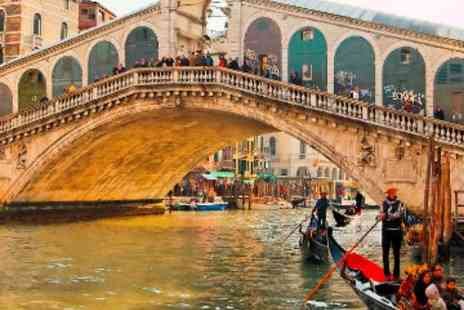 Hotel Carlton On The Grand Canal - Three days in the magical city of Venice with a stay - Save 52%