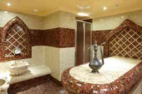 Crystal Palace -  Moroccan Hammam Spa Ritual inc Massage - Save 68%