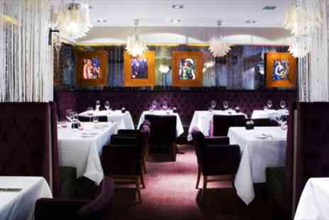 The New Ellington - Delightful Dinner for Two with Champagne - Save 55%