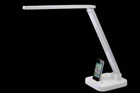 Smartronicsuk - Diasonic LED Smart Lamp & Docking Station - Save 64%