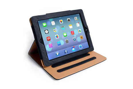 Spice Hot - iPad Air Leather Effect Case - Save 56%