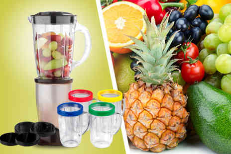 Once Upon a Company - 21 piece party blender for soups smoothies pasta sauces - Save 66%