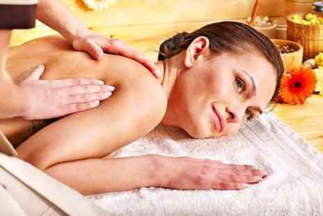 Mystic & Holistic - Full Body Massage  - Save 72%