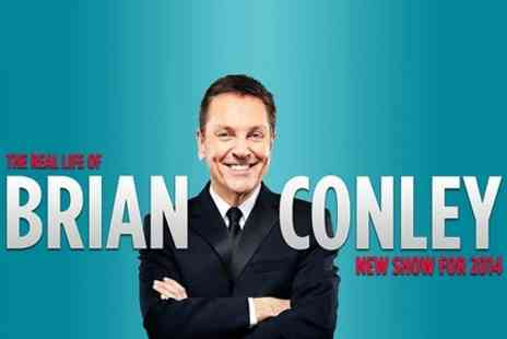 Brian Conley -  Two Comedy Tickets  - Save 33%