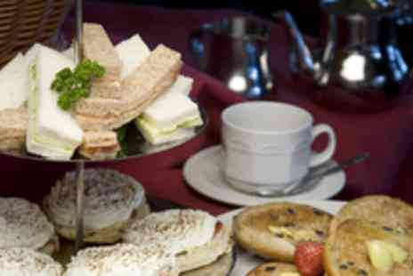 Angels Cafe - Deluxe afternoon tea for two - Save 53%