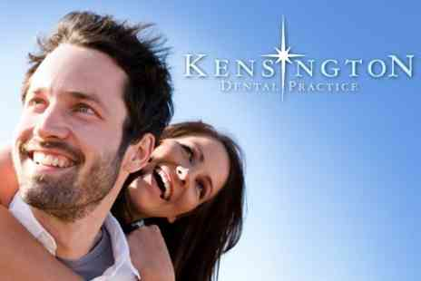Kensington Dental Practice - AirFlow Teeth Polish for £39 - Save 68%