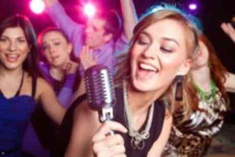 Mix Karaoke - Ten people to enjoy a private booth with bubbly & optional VIP upgrade - Save 88%