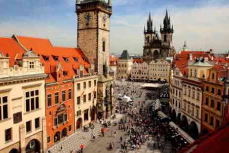 NH Prague - One night stay with breakfast and access to the wellness centre included - Save 42%