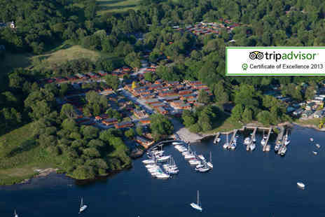 White Cross Bay - Three night weekend  Lake Windermere self catered caravan break for up to 6 people  - Save 60%