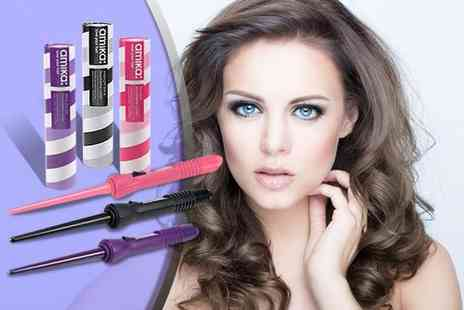 High Definition - Amika tourmaline curling iron or Amika straighteners - Save 76%