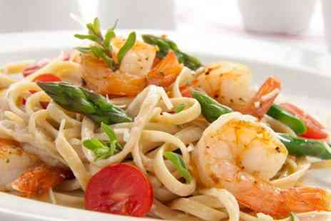 Mamma Mia Pepe - Two Course Italian Meal For Two - Save 60%