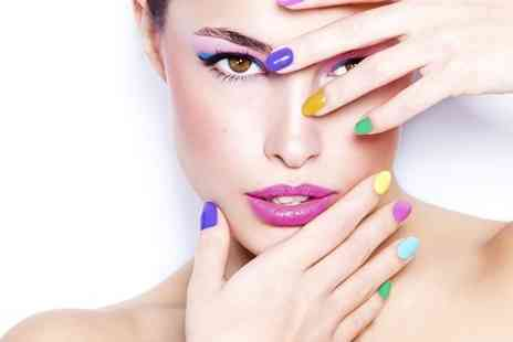 Moulin Rouge - Manicure or Pedicure - Save 50%