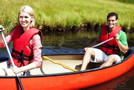 Planetree Adventure - Three Hour Canoe Tour or Bushcraft Session  - Save 50%