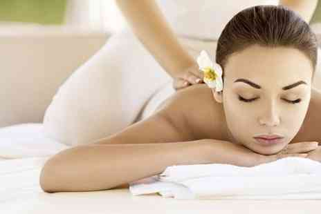Maes Brow & Beauty - Back, Neck and Shoulder Massage With Facial  - Save 68%
