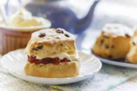 The Wrens Hotel - Afternoon tea for 2 with a glass of Pimms  - Save 55%