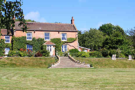 Woodlands Country House Hotel - Fine Food and Fresh Scenes in Somerset - Save 49%