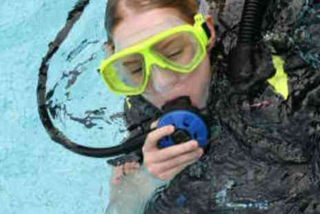 Aquasport International - Evening Scuba Diving Experience - Save 60%
