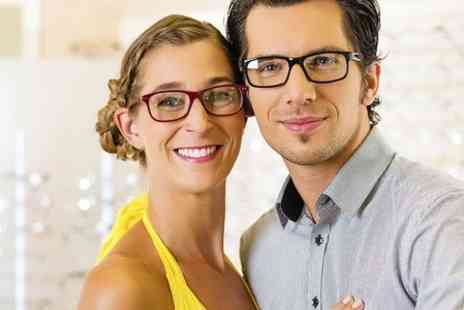 Kings Optician - Towards Eye Test annd Glasses  - Save 50%