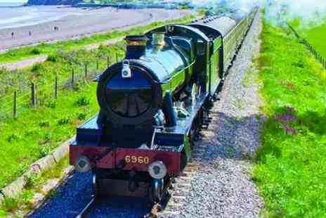 West Somerset Railway - Full Day Steam Train Pass  - Save 50%