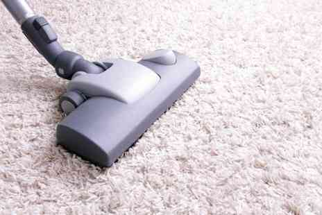 Birmingham Cleaning Solutions - Carpet Cleaning For Two Rooms and Hallway - Save 77%