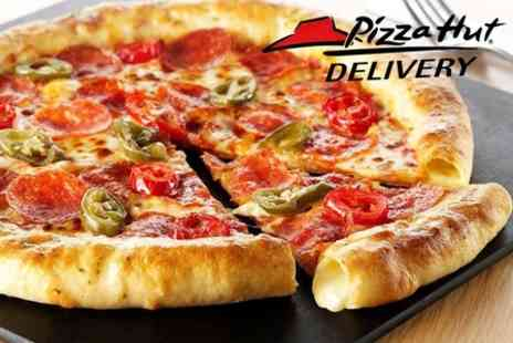 Pizza Hut Delivery - Pizza Hut Delivery - Save 50%