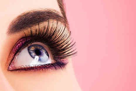 Thalusso Beauty Salon - Semi Permanent Eyelash Extensions with Spray Tan - Save 68%