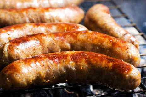 The Sirloin Inn - Entry to The Annual Sausage & Beer Festival with Meal for One - Save 50%