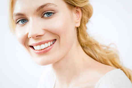 Aban Dental Clinic - Dental Exam Scale and Polish and Two X Rays - Save 74%
