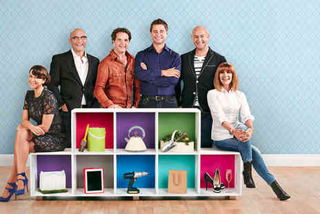 Ideal Home Show Scotland - Two tickets to the Ideal Home Show  - Save 42%