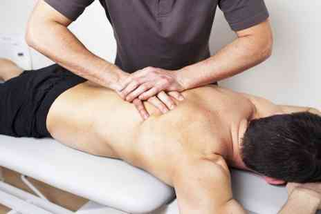 Kingston Chiropractic -  Consultation and Two Treatments - Save 86%