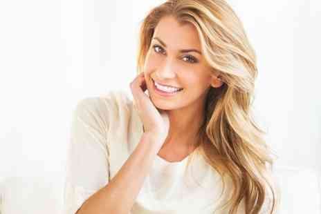 Aura Dental Spa -  Clear, removable braces or Six Month Smiles on one arch - Save 68%