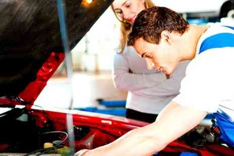 Quick Clutch Service Centre - MOT Test With 28-Point Car Health Check - Save 79%